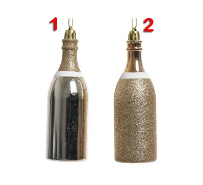 Shatter Proof Champagne Bottle Decoration 2 to choose from