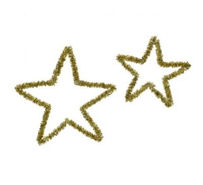 Tinsel Star Set