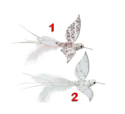 Foam Hummingbird On Clip 2 to choose from