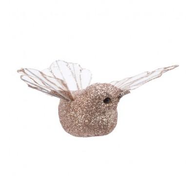 Foam Bird with Organza Wings