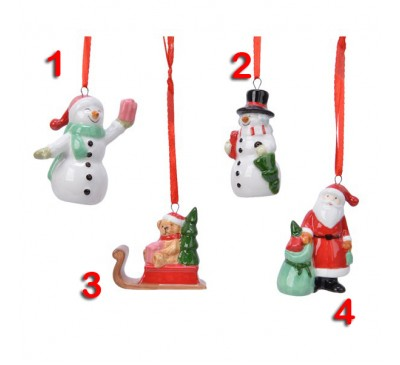 Christmas Figure 4 to choose from