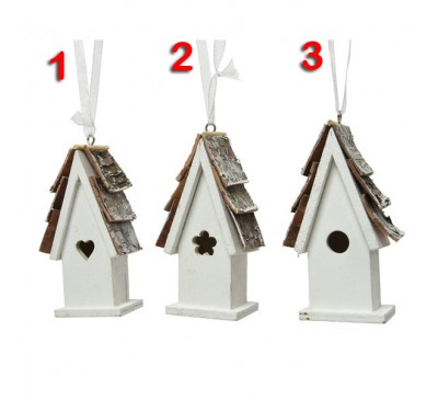Plywood Birdhouse 3 to choose from