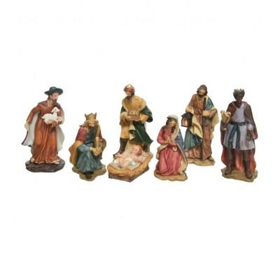 15cm Nativity Set Figures
