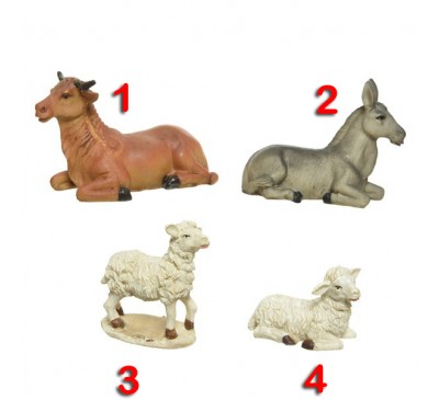 Nativity Animals 4 to choose from