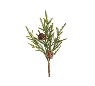 Imitation Branch with Pinecones