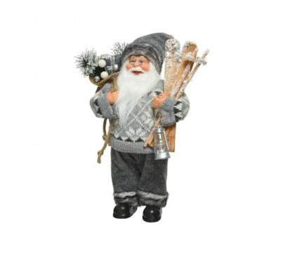 Santa with Giftbag