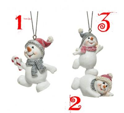 Snowmen Assorted