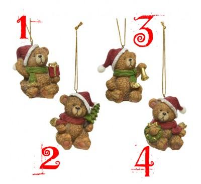 Assorted Bear Decorations