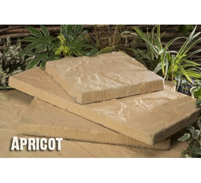Riviera Apricot Paving Slab 450mm x 450mm