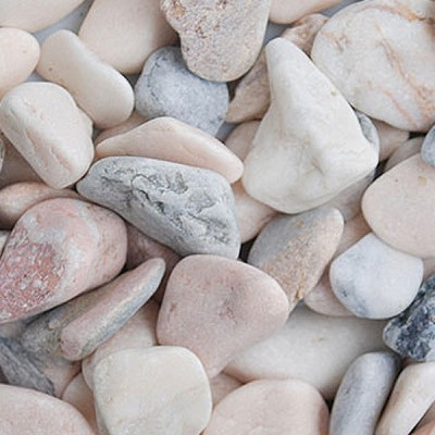 Flamingo Pebbles 20-50mm 2 Bags for £17 - 25kg Bag (approx)