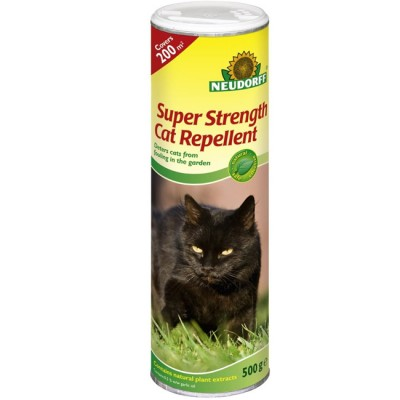 Neudorff Super Strength Cat Repellent 500g