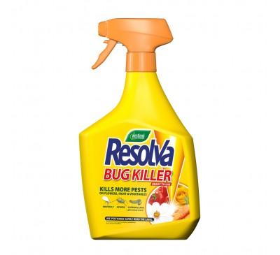 Resolva Bug Killer Ready to Use Spray 1L