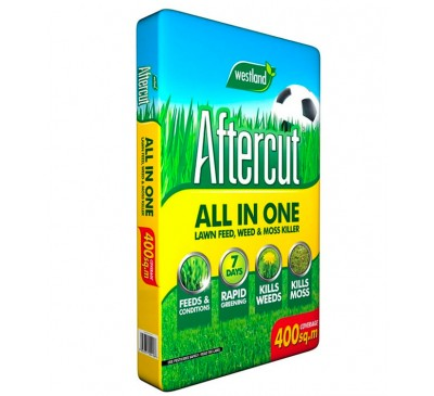 Lawn Essential - Aftercut All in One Lawn Feed 400m2