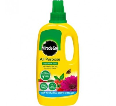 Miracle-Gro® All Purpose Concentrated Liquid Plant Food 1ltr