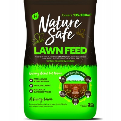 Lawn Essential - Nature Safe Lawn Feed 10kg