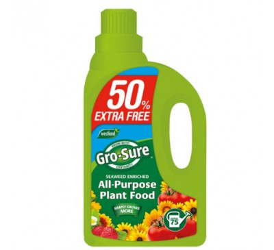 Gro-Sure All Purpose Plant Food 1ltr