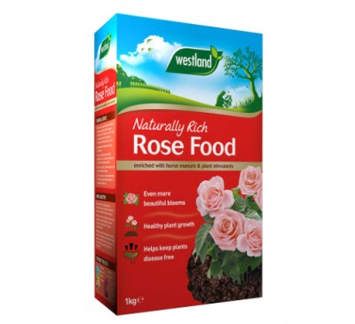 Westland Rose Food Enriched With Horse Manure 1.5kg