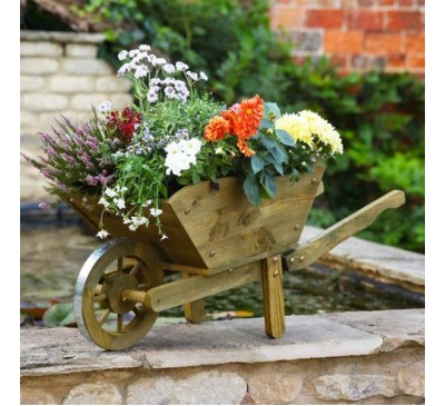 Woodland XL Wheelbarrow Planter