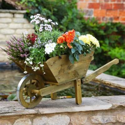 Woodland XL Wheelbarrow Planter