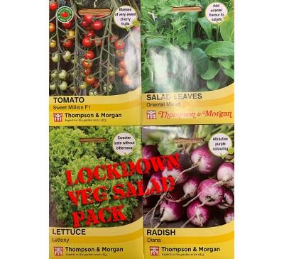 Lockdown Seed Pack Salad