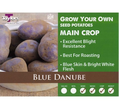Taster Packs Blue Danube Potatoes