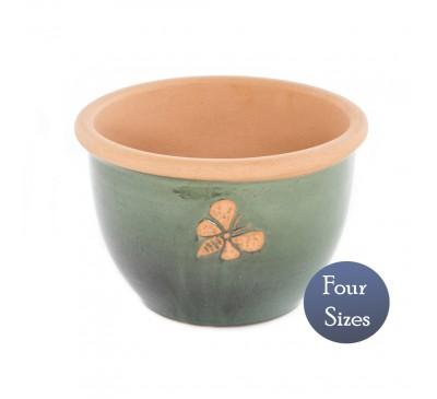 Heritage Garden Bee Pot Green (20 - 38cm)