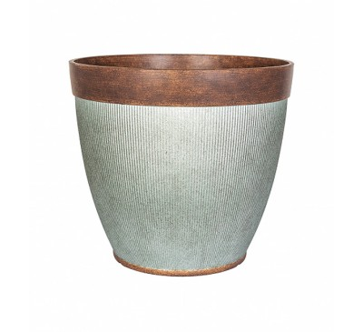 Plant Pot - Irondale Egg