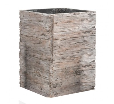 Woodlodge 31cm Driftwood Tall Pot
