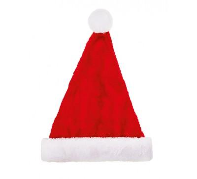 43cm Plush Santa Hat
