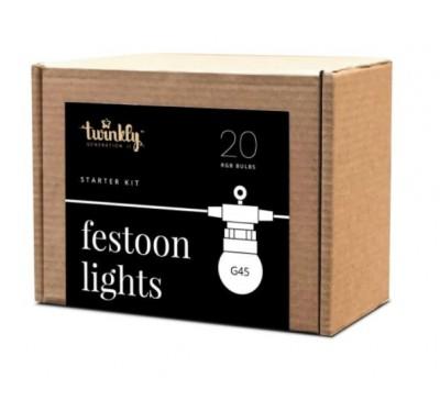 20 Twinkly Festoon Lights