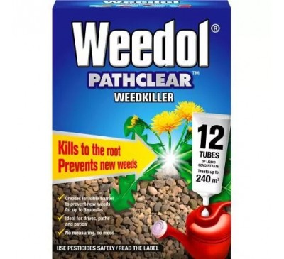 Weedol Pathclear 12 Tubes