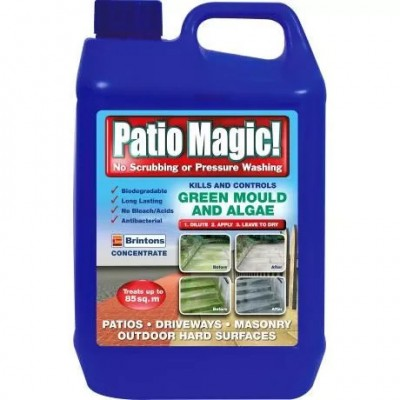 Patio Magic! 2.5ltr