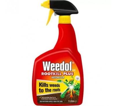 Weedol Gun! Rootkill Plus 1ltr