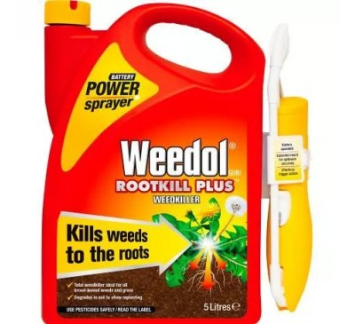 Weedol Rootkill Plus Power Sprayer 5ltr