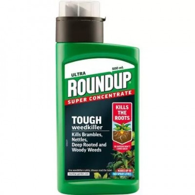 Roundup Tough Concentrate 500ml