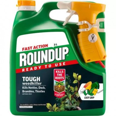 Roundup Tough Ready to use 3ltr