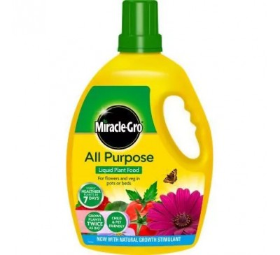 Miracle-Gro All Purpose Concentrate 2.5ltr