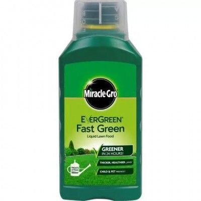 Miracle-Gro Fast Green Lawn Concentrate 1ltr