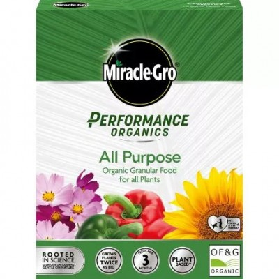 Miracle-Gro Performance Organic All Purpose Plant Feed 1Kg