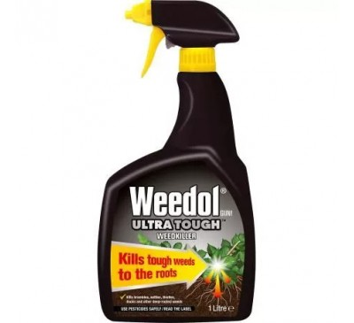 Weedol Gun! Ultra Tough 1ltr