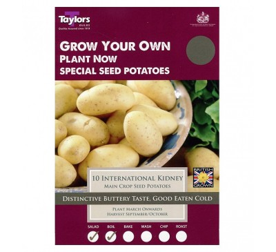 Taster Packs International Kidney Potatoes NOW HALF PRICE