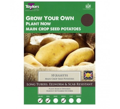 Taster Packs Juliette Potatoes