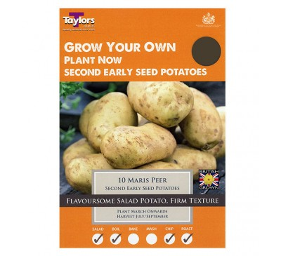 Taster Packs Maris Peer Potatoes
