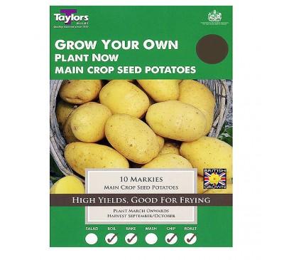 Taster Packs Markies Potatoes NOW HALF PRICE