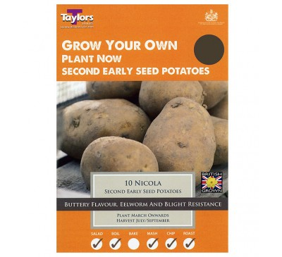 Taster Packs Nicola Potatoes