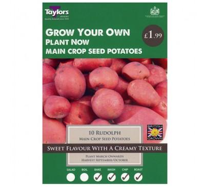 Taster Packs Rudolph Potatoes NOW HALF PRICE