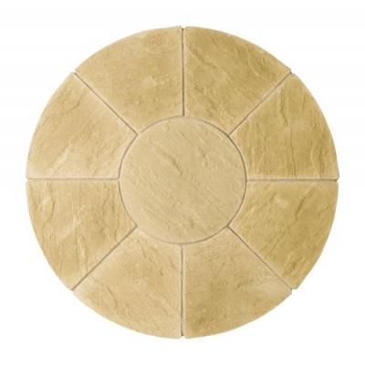 Abbey Circle Kit 1.5m York Gold