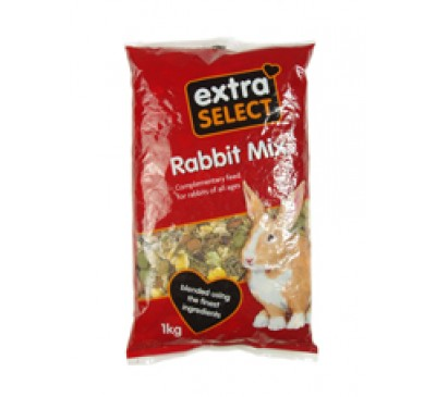 Extra Select Premium Rabbit Mix 1kg