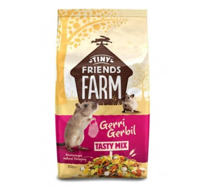 Tiny Friends Farm Charlie Chinchilla Tasty Mix 850g