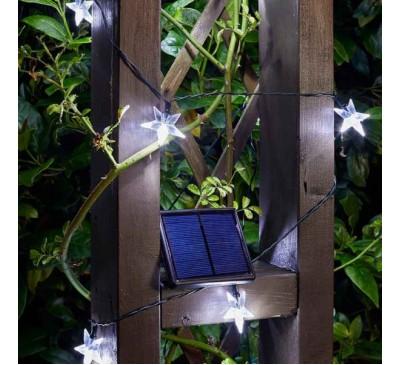 50 Solar Super Bright Stars 15L